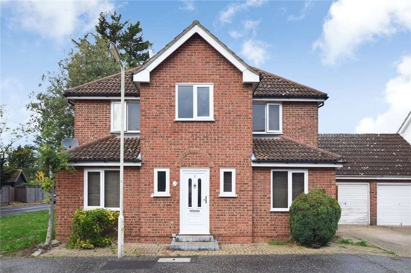 4 Bedrooms Detached House for sale in Brent Avenue, South Woodham Ferrers, Chelmsford, Essex, CM3