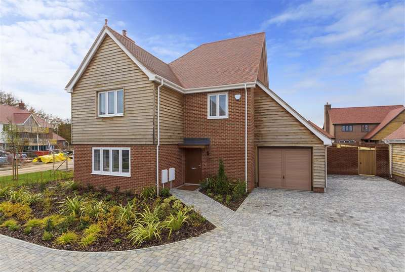 4 Bedrooms Detached House for sale in The Oxlip, Radstone Gate, Thorn Lane, Stelling Minnis