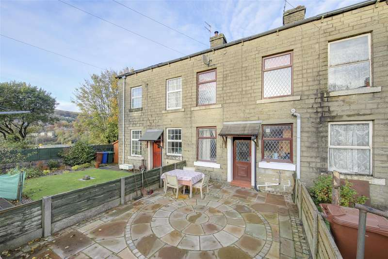5 Bedrooms Terraced House for sale in Crabtree Terrace, Rawtenstall, Rossendale