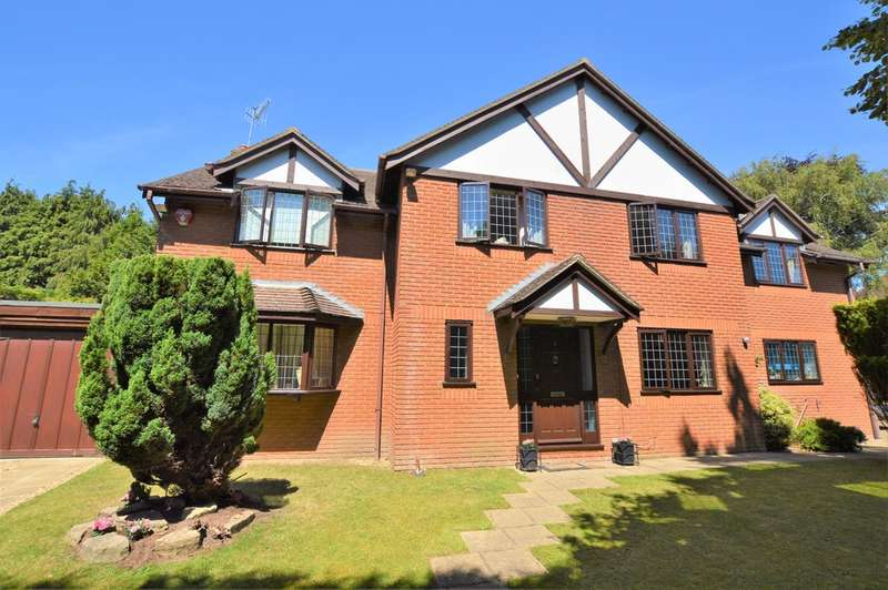 6 Bedrooms Detached House for sale in Talbot Woods, Bournemouth, Dorset, BH3