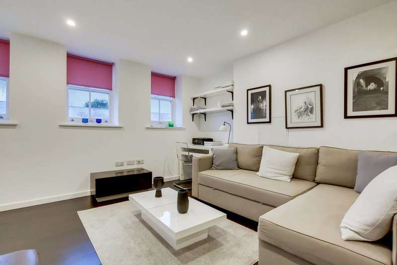 1 Bedroom Flat for sale in Augustas Lane, Islington, N1