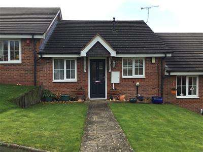 2 Bedrooms Bungalow for rent in Burntwood View, Loggerheads, Market Drayton