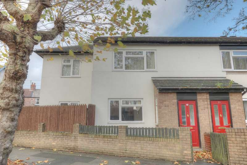 3 Bedrooms End Of Terrace House for rent in Bowden Road, Garston