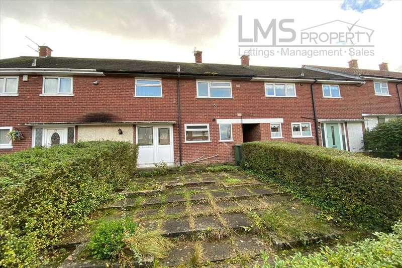 3 Bedrooms Semi Detached House for rent in Nixon Drive, Winsford