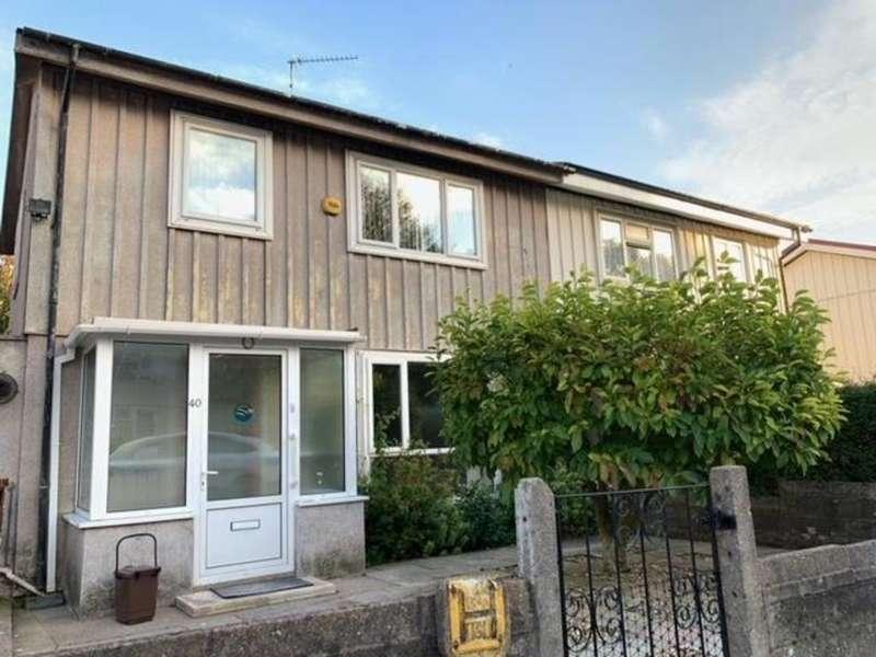 3 Bedrooms Semi Detached House for rent in Manorbier Crescent, Rumney, CARDIFF