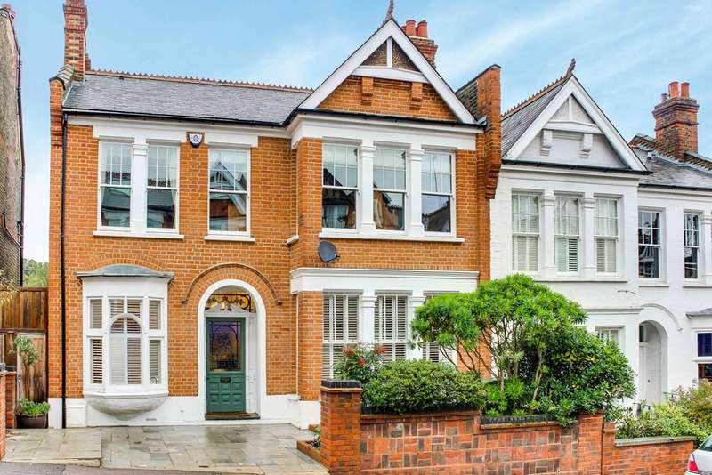 5 Bedrooms End Of Terrace House for sale in Woodland Gardens, London