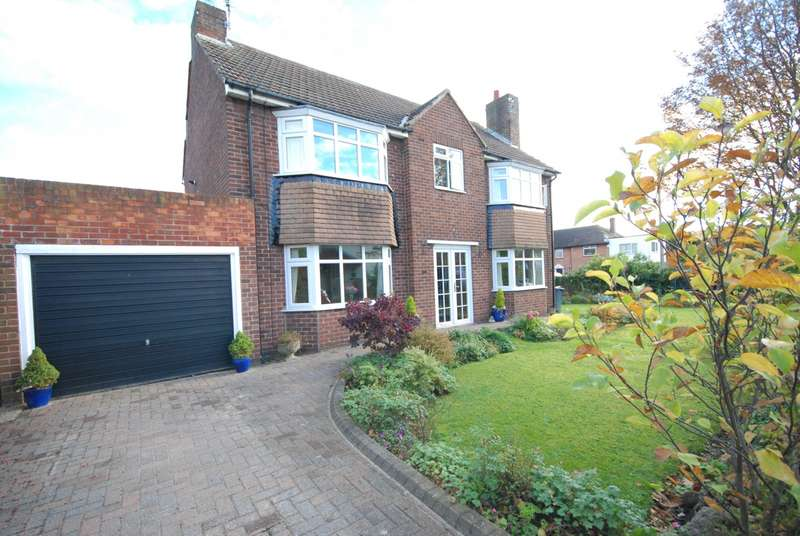 4 Bedrooms Detached House for sale in Hiram Drive, East Boldon