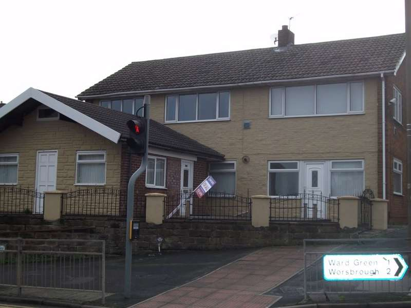 6 Bedrooms Detached House for sale in Park Road, Barnsley