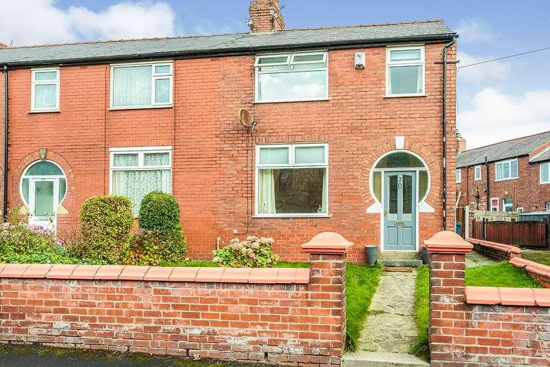 3 Bedrooms End Of Terrace House for sale in Little Lane, Longridge, Preston, Lancashire, PR3