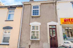 3 Bedrooms Terraced House for sale in Castle Road, Chatham, Kent, England
