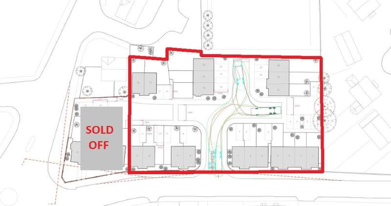 Residential Development Commercial for sale in Site Of Former Beer Engine / Shanghai Palace, 69 Poolstock Lane, Wigan, Greater Manchester