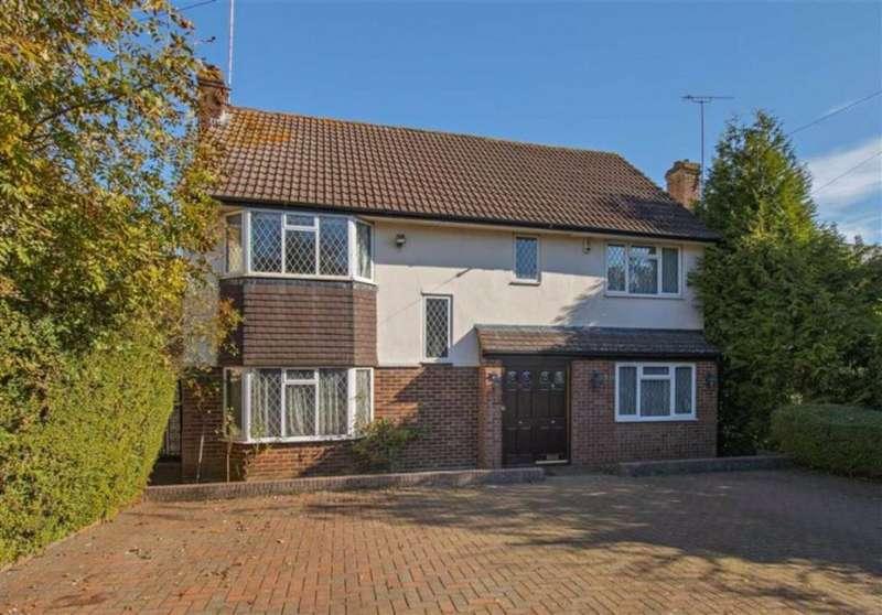 5 Bedrooms Detached House for sale in Bishops Avenue, Elstree, Hertfordshire