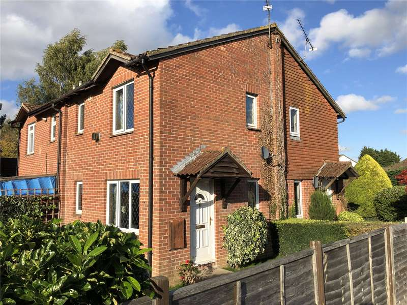 1 Bedroom Terraced House for rent in Dorking Way, Calcot, Reading, RG31