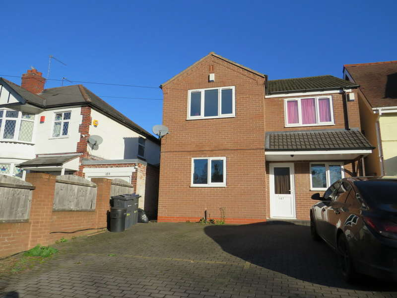 2 Bedrooms Semi Detached House for rent in Jerrys Lane, Birmingham