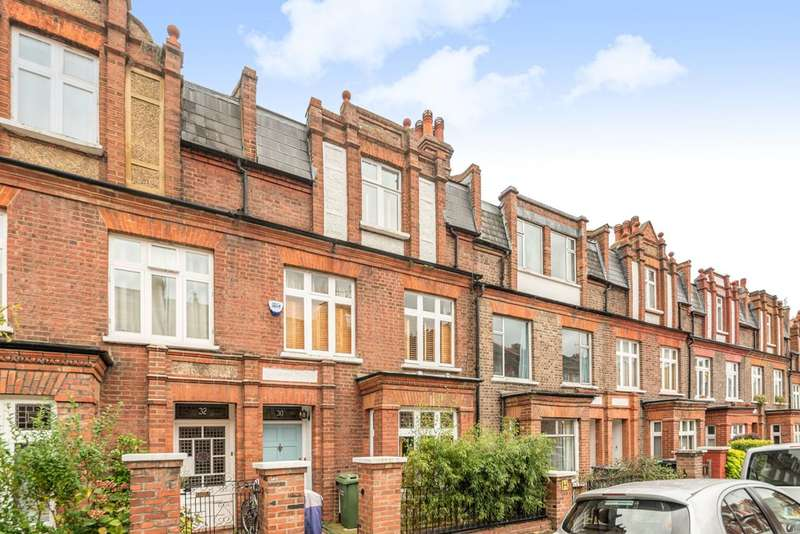 4 Bedrooms House for sale in Lisburne Road, Hampstead, NW3