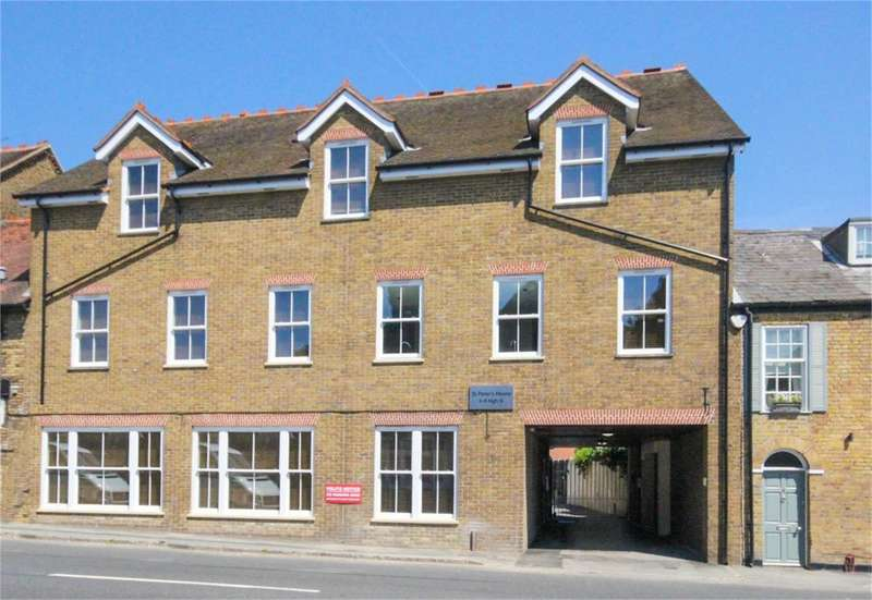 1 Bedroom Apartment Flat for rent in 6-8 High Street, Iver, SL0
