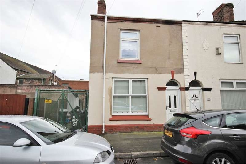 2 Bedrooms Terraced House for rent in Midland Street, WIDNES, WA8