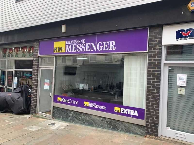 Commercial Property for rent in High Street, Gravesend, Gravesend