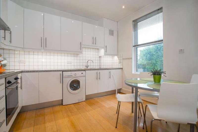 2 Bedrooms Apartment Flat for rent in Castelnau, Barnes, SW13
