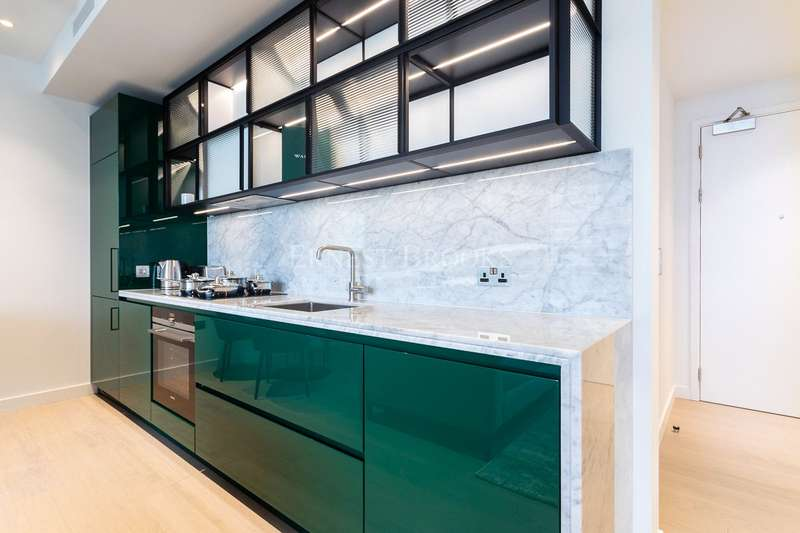 2 Bedrooms Apartment Flat for sale in The Wardian, East Tower, Canary Wharf, E14
