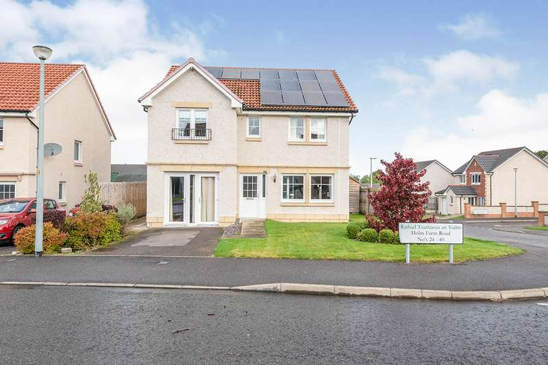 4 Bedrooms Detached House for sale in Holm Farm Road, Culduthel, IV2
