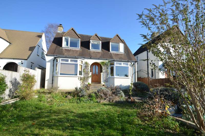 3 Bedrooms Detached House for sale in Kingscourt Lane, Rodborough, Stroud, GL5