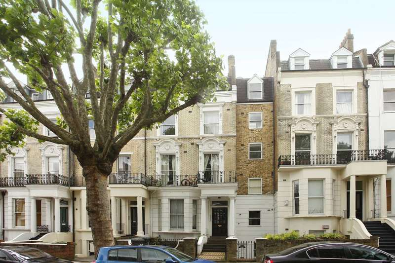 2 Bedrooms Flat for rent in Garden Flat, Sutherland Avenue, Maida Vale, W9
