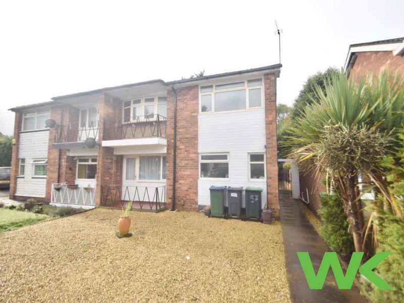 2 Bedrooms Flat for rent in Manorford Avenue, WEST BROMWICH, B71