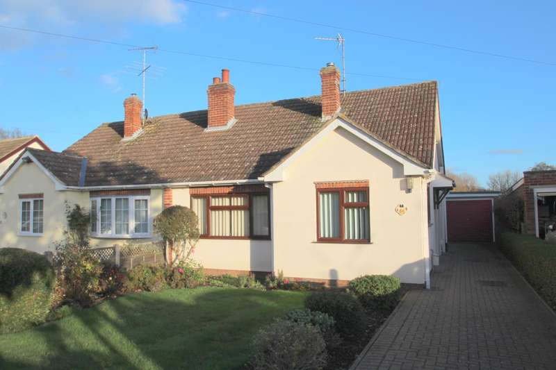 2 Bedrooms Semi Detached Bungalow for sale in NORTH LANE, MARKS TEY