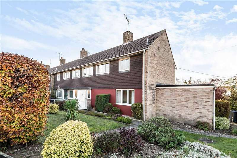 3 Bedrooms End Of Terrace House for sale in Beech Hill Road, Tidworth