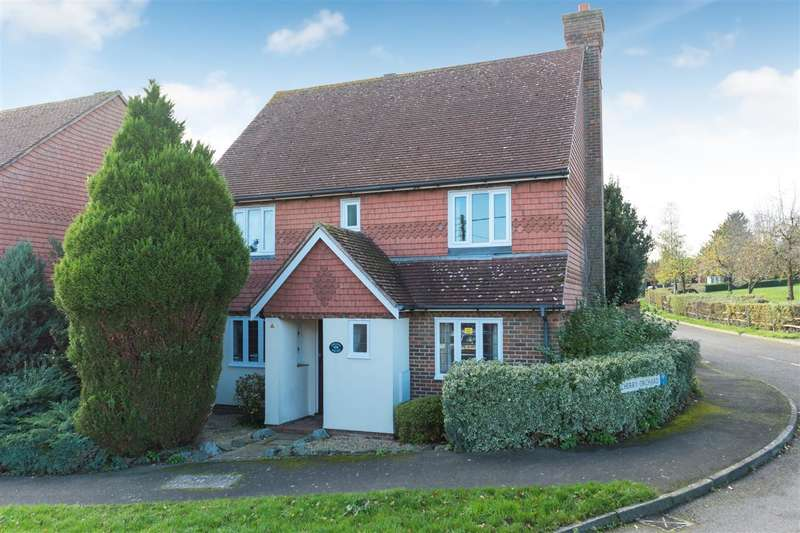4 Bedrooms Detached House for sale in Bridge House, Cobbs Hill, Old Wives Lees