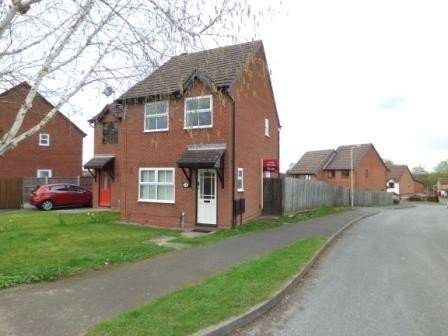 2 Bedrooms Semi Detached House for rent in Undertrees Close, Wellington, Telford