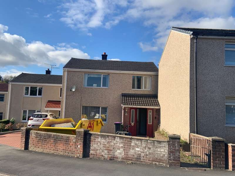 3 Bedrooms End Of Terrace House for sale in Radnor Way, Cwmbran