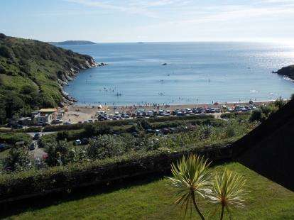 2 Bedrooms Flat for sale in Maenporth, Falmouth, Cornwall