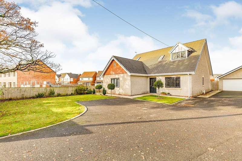 4 Bedrooms Detached Bungalow for sale in Orchard Mews, Farington Moss, Leyland, PR26