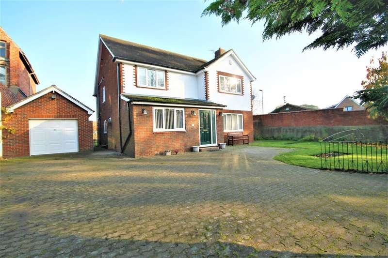 4 Bedrooms Detached House for sale in Greens Lane, Stockton-On-Tees, TS18