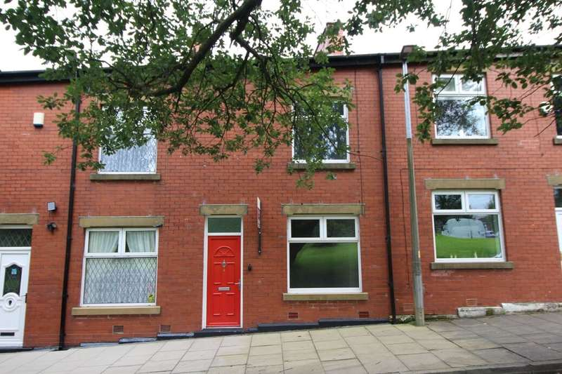 2 Bedrooms Property for sale in Speedwell Street, Blackburn, BB2