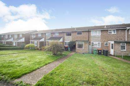 3 Bedrooms Terraced House for sale in Jardine Way, Dunstable, Bedfordshire