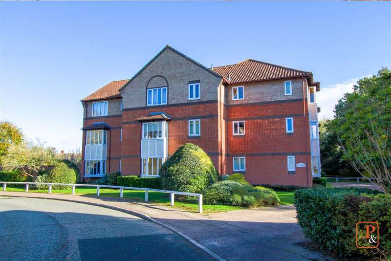 2 Bedrooms Apartment Flat for sale in Friday Wood Green, Colchester, CO2