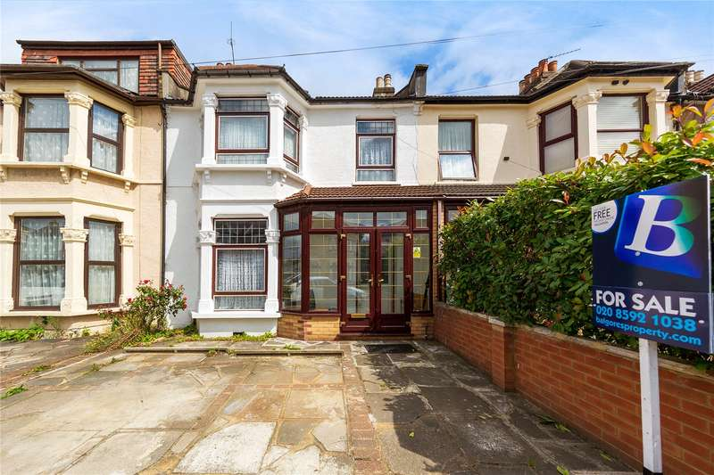 4 Bedrooms Terraced House for sale in Pembroke Road, Ilford, IG3