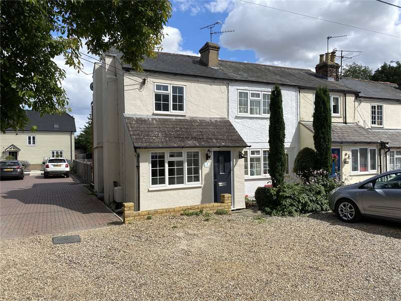 2 Bedrooms End Of Terrace House for sale in Takeley