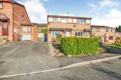 3 Bedrooms Semi Detached House for sale in Athol Grove, Chorley, Lancashire