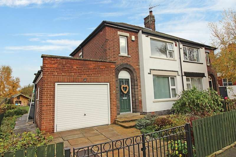3 Bedrooms Semi Detached House for sale in Portage Crescent, Leeds, LS15