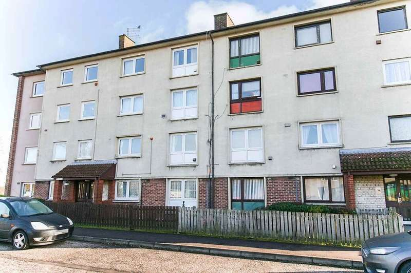 1 Bedroom Flat for rent in Church Street, Glenrothes, KY7