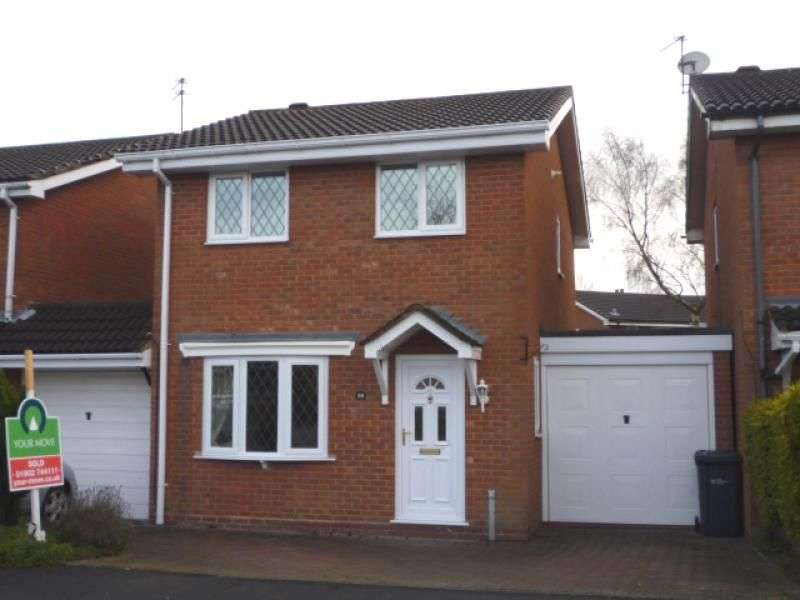 3 Bedrooms Detached House for rent in St. Andrews Drive, Perton, Wolverhampton, WV6