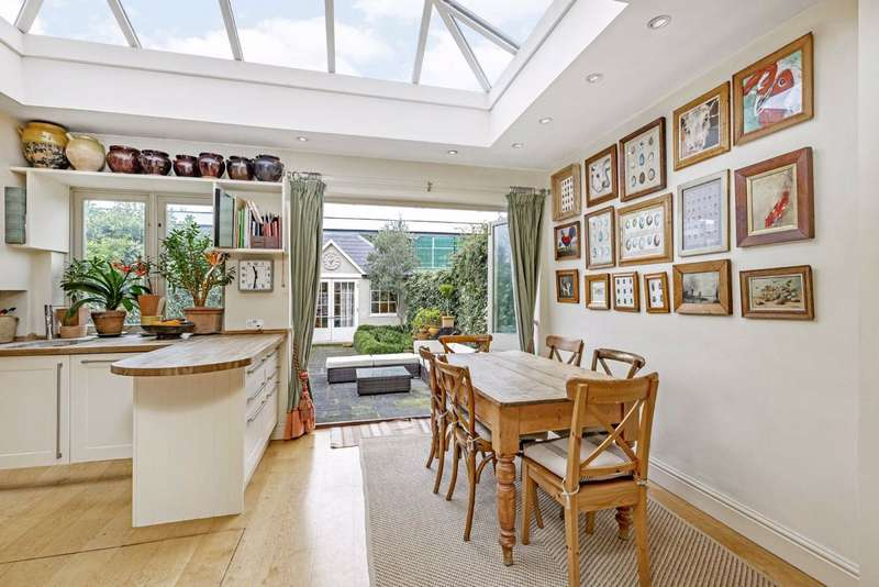 4 Bedrooms House for rent in Sulivan Road, Fulham, London, SW6
