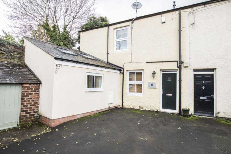 1 Bedroom Semi Detached House for rent in Jubilee Buildings, Hexham