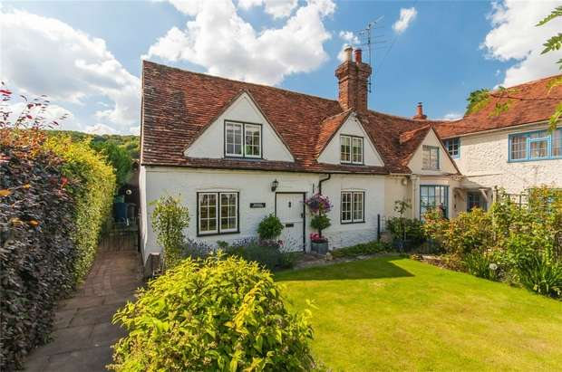 2 Bedrooms Semi Detached House for rent in Henley-on-Thames, Buckinghamshire