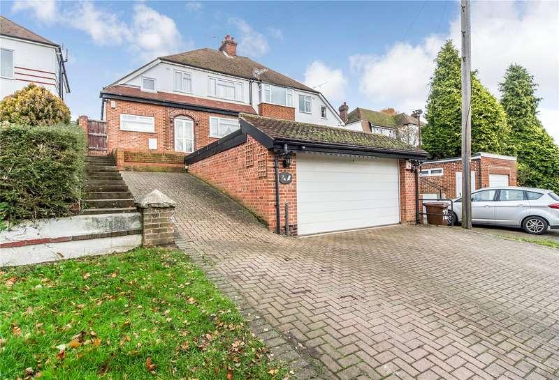 4 Bedrooms Semi Detached House for sale in Watling Street, Strood, Kent, ME2