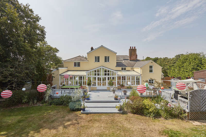 6 Bedrooms House for sale in Thurston, Bury St Edmunds, Suffolk
